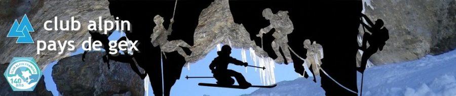 Club Alpin Pays de Gex - CAF Club d'escalade et de montagne geneve