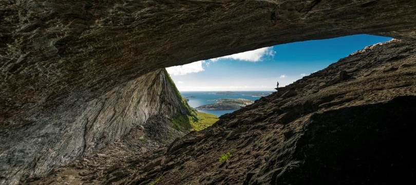 Flatanger adam ondra escalade rock climbing silence 9c norvege norway