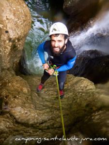 canyoning saint claude jura coiserette grosdar flumen pays de gex geneve lausanne nyon lyon
