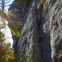 escalade en falaise enfants ados champfromier pays de gex geneve lausanne nyon grimptout-16