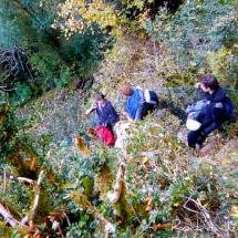 escalade en falaise enfants ados champfromier pays de gex geneve lausanne nyon grimptout-3