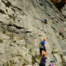 escalade en falaise enfants ados champfromier pays de gex geneve lausanne nyon grimptout-5
