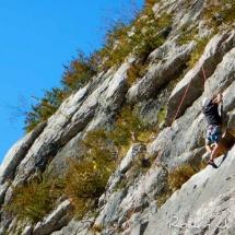escalade en falaise enfants ados champfromier pays de gex geneve lausanne nyon grimptout-6